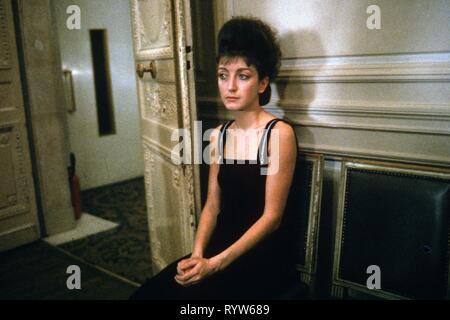 Les Nuits de la pleine lune Año: 1984 - Francia Pascale Ogier Director : Eric Rohmer Imagen De Stock