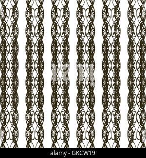 Vector - patrón geométrico textura simple y moderno. Imagen De Stock