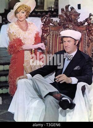 Lucky Lady Año : 1975 - ESTADOS UNIDOS Gene Hackman, Liza Minnelli Director : Stanley Donen Imagen De Stock