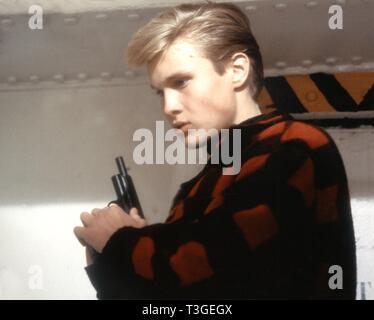 La rosca Año: 1985 EE.UU. Director: Jerzy Skolimowski Michal Skolimowski Imagen De Stock