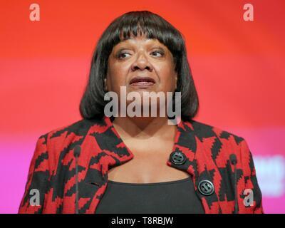 DIANE ABBOTT MP, 2018 Imagen De Stock