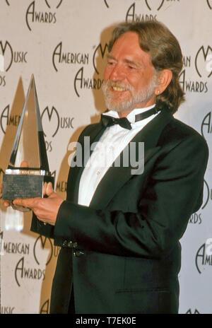 WILLIE NELSON American Country músico y actor de cine Imagen De Stock