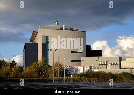 Cancer Research UK, el edificio del Instituto de Cambridge, Inglaterra Imagen De Stock