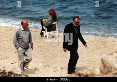 Mia aioniotita kai mia mera la eternidad y un Día - Grecia Año: 1998 Director: Theo Angelopoulos Theo Angelopoulos imágenes Palma de Oro de Cannes 1998 Imagen De Stock
