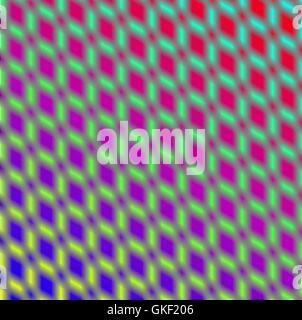 Resumen ilustración vectorial de fondo brillante color splash Imagen De Stock