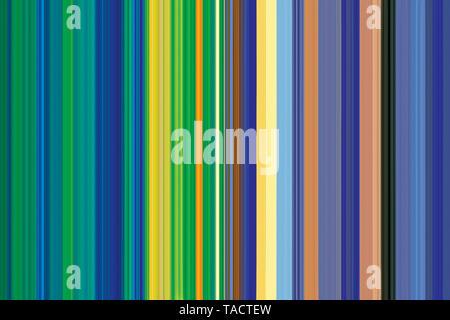 Arte moderno equipo pinturas digitales hipnotizador imaginación creativa colorida vhm línea 2/4/2015. Imagen De Stock