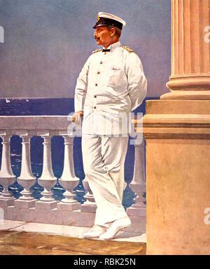 Guillermo II (1859-1941), último emperador alemán Imagen De Stock