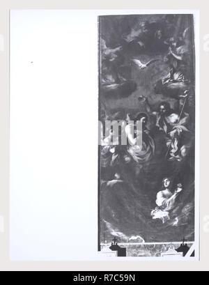 Lazio Roma Rome S. Maria della Scala, esta es mi Italia, el país de la historia visual, Post-medieval arquitectura, escultura, arquitectura, pintura, escultura, artes decorativas muebles, objetos de arte, manuscritos. Farmacia del arte de curar con hierbas que data del siglo XVI, hoy todavía existe en muchas publicaciones de corte de madera con ilustraciones de plantas curativas y otros artefactos. Imagen De Stock
