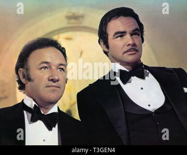 Lucky Lady Año : 1975 - ESTADOS UNIDOS Gene Hackman, Burt Reynolds Director : Stanley Donen Imagen De Stock