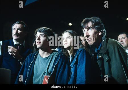 Juegos de guerra Año: 1983 EE.UU. Matthew Broderick, Ally Sheedy, Dabney Coleman, John Wood Director: John Badham Imagen De Stock
