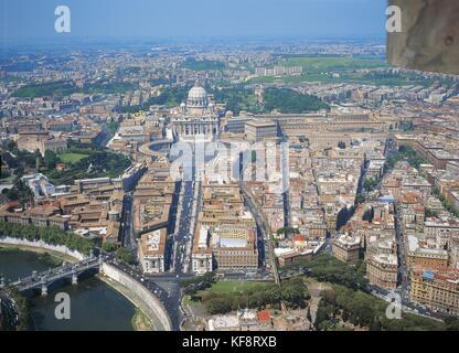 Estado de la ciudad del Vaticano Imagen De Stock