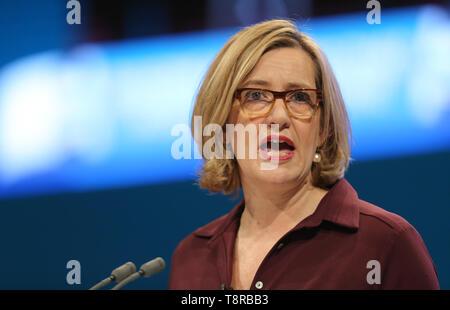 AMBER RUDD MP, 2017 Imagen De Stock