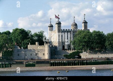 La Torre de Londres Reino unido Imagen De Stock