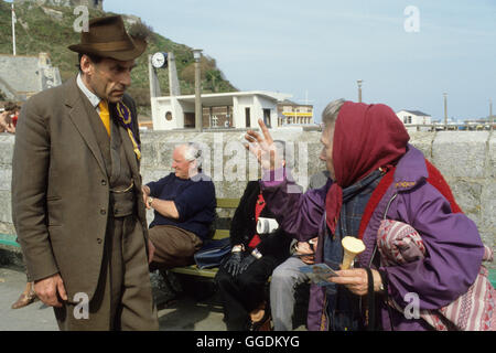 Jeremy Thorpe MP 1979 Devon UK HOMER SYKES Imagen De Stock