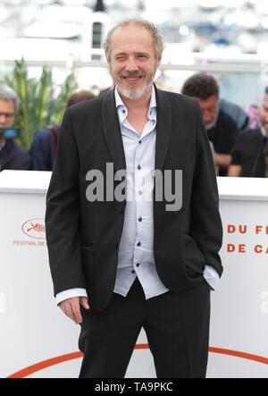 Cannes, Francia. 23 Mayo, 2019. Arnaud Desplechin,2019 Cannes Crédito: Allstar Picture Library/Alamy Live News Crédito: Allstar Picture Library/Alamy Live News Imagen De Stock