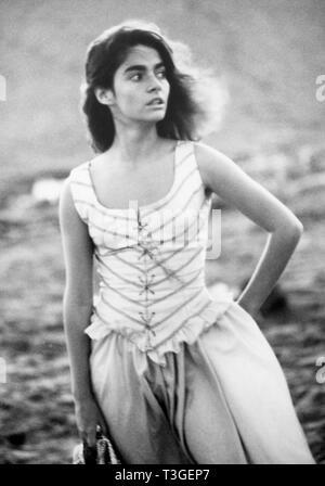 Erendira Año : 1983 México / Francia Director: Ruy Guerra Claudia Ohana Imagen De Stock