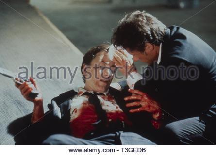 Reservoir Dogs Año: 1992 EE.UU. Tim Roth, Harvey Keitel Director: Quentin Tarantino Imagen De Stock