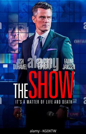 Fecha de Publicación: 15 de septiembre de 2017 Título: El show estudio: lionsgate director: Giancarlo Imagen De Stock