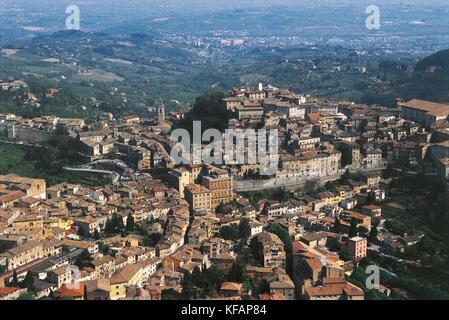 Perugia Umbria Imagen De Stock