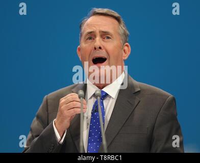 LIAM FOX MP, 2017 Imagen De Stock