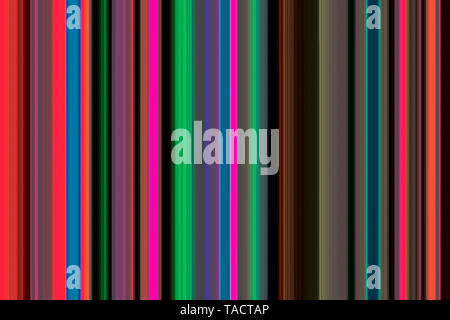 Arte moderno equipo pinturas digitales hipnotizador imaginación creativa colorida vhm línea 12/11/2014. Imagen De Stock