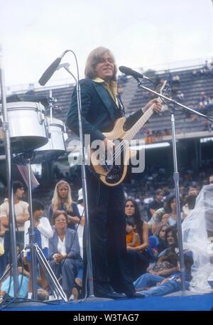 El grupo de rock estadounidense de Chicago sobre 1974. Foto: Jeffrey Mayer Imagen De Stock