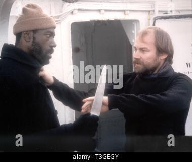 La rosca Año: 1985 EE.UU. Director: Jerzy Skolimowski Badja Djola , Klaus Maria Brandauer Imagen De Stock