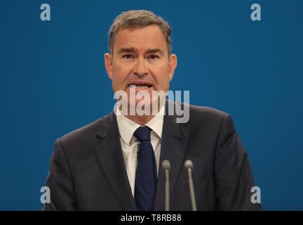 DAVID GAUKE MP, 2017 Imagen De Stock