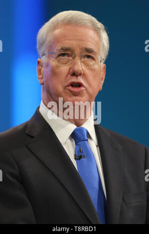 MICHAEL FALLON MP, 2017 Imagen De Stock