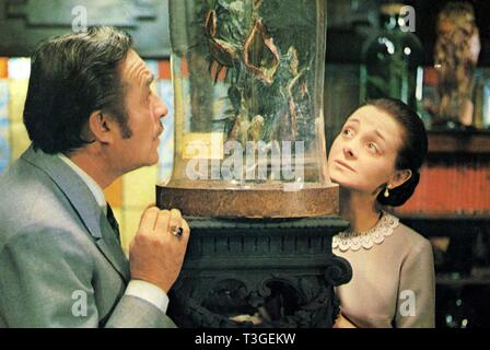 Venga a prendere il caffe da noi venir tienen café con nosotros Año 1970 Italia Ugo Tognazzi, Milena Vukotic Director: Alberto Lattuada Imagen De Stock