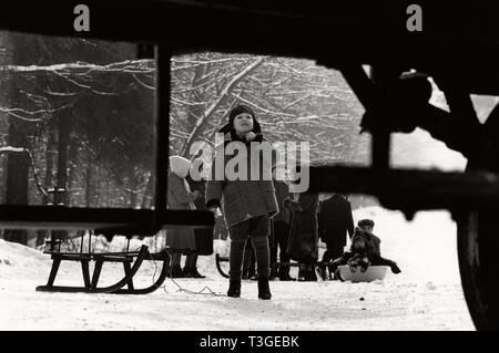 La lista de Schindler Año: 1993 EE.UU. Director: Steven Spielberg Imagen De Stock