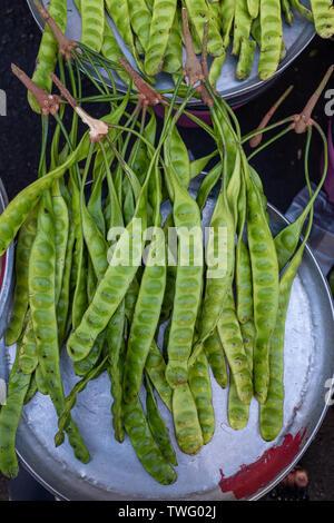 Vista aérea de granos amargos, Tailandia Imagen De Stock