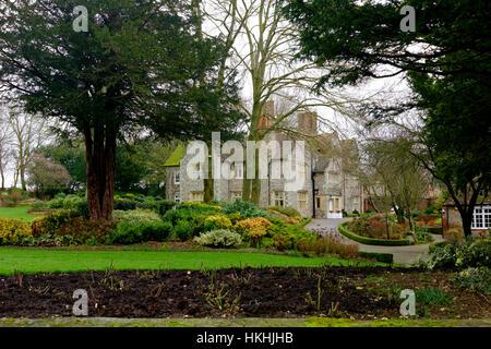 El Stratford Manor House Old Sarum Puente justo en las afueras de Salisbury Imagen De Stock
