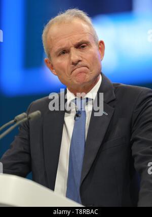 DAVID LIDINGTON MP, 2017 Imagen De Stock