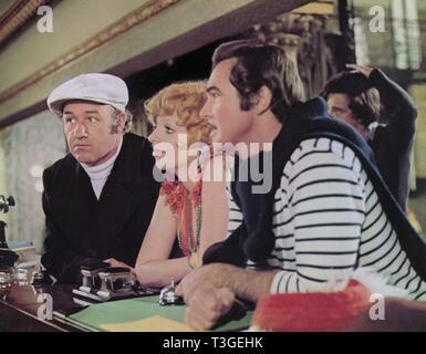 Lucky Lady Año: 1975 EE.UU. Director: Stanley Donen Gene Hackman, Liza Minnelli, Burt Reynolds Imagen De Stock