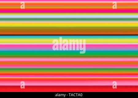 Arte moderno equipo pinturas digitales hipnotizador imaginación creativa colorida vhm línea 11/11/2014. Imagen De Stock