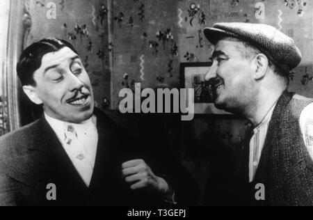 Le Schpountz Heartbeat - Francia Año: 1938 Director: Marcel Pagnol Fernandel, Fernand Charpin Imagen De Stock