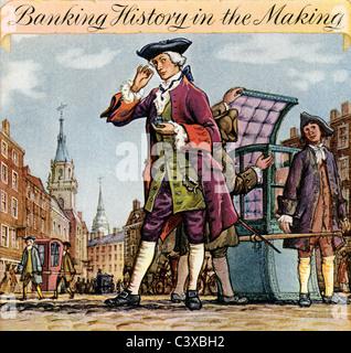 Anuncio de Lloyds, detalle, desde el Festival de Gran Bretaña, guía, publicada por HMSO. Londres, Reino Imagen De Stock