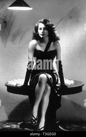 Ava Gardner Los asesinos Año: 1946 Director: Robert Siodmak USA Imagen De Stock