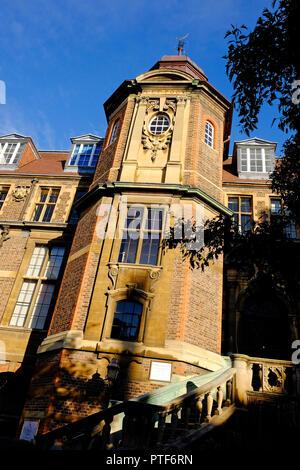 La sedgwick museo de ciencias de la tierra, Cambridge, Inglaterra. Imagen De Stock