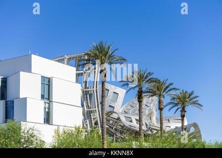 Arquitectura moderna, de la Clínica Cleveland, Las Vegas, Nevada, EE.UU. Imagen De Stock