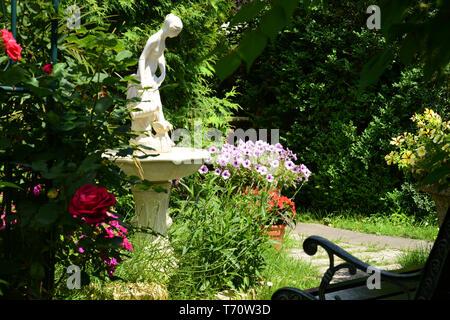 Garten 124 Imagen De Stock