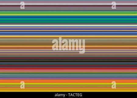 Arte moderno equipo pinturas digitales hipnotizador imaginación creativa colorida vhm línea 31/3/2015. Imagen De Stock