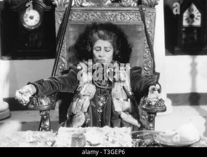 Erendira Año : 1983 México / Francia Director: Ruy Guerra Irene Papas Imagen De Stock