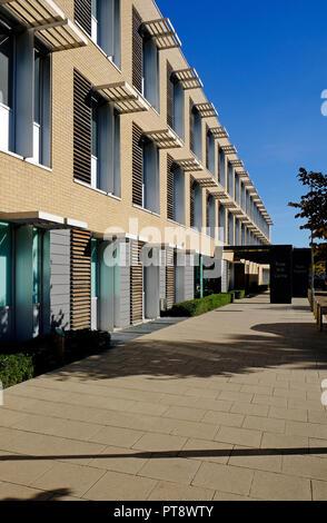 El centro de nacimientos rosie, Addenbrooke's Hospital de la Universidad de Cambridge, Inglaterra Imagen De Stock