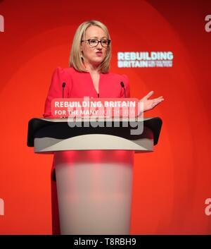 REBECCA LONG-BAILEY MP, 2018 Imagen De Stock