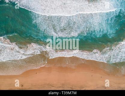 Costa Calma es una ciudad española en la isla canaria de Fuerteventura, en la costa noroeste de África. Imagen De Stock