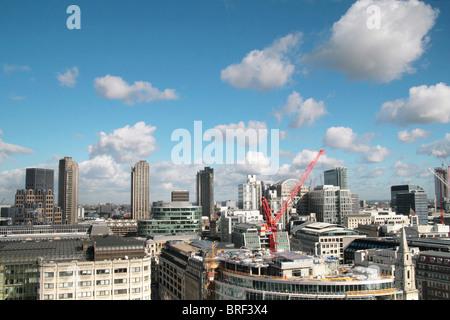 Horizonte de Londres Imagen De Stock