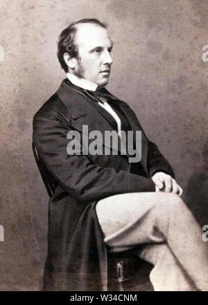 GEORGE CANNING (1770-1827) estadista conservador británico y Primer Ministro Imagen De Stock
