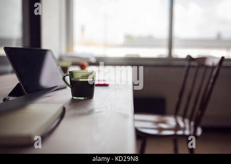 Bureau vide Photo Stock